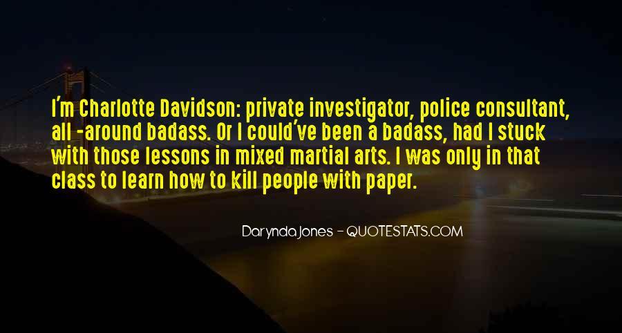 Badass Mixed Martial Arts Quotes #1767378