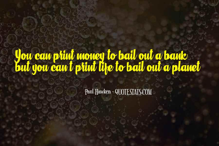 Bail Out Quotes #1654526
