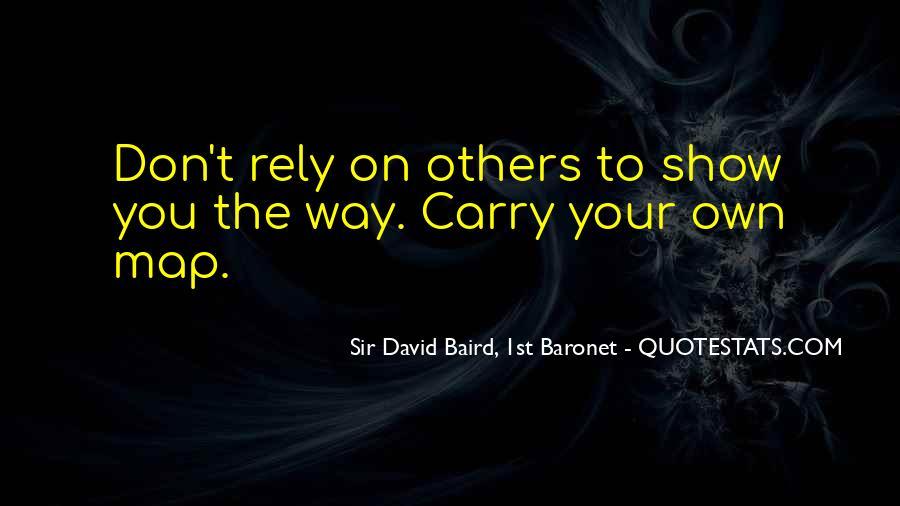 Baird Quotes #1610492