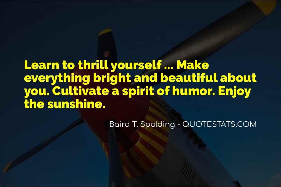 Baird Quotes #247148
