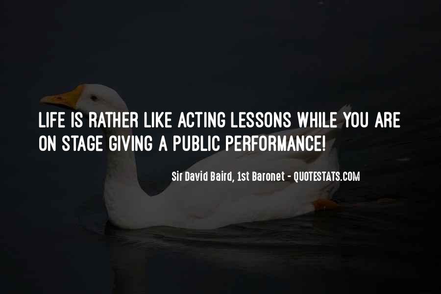 Baird Quotes #514409