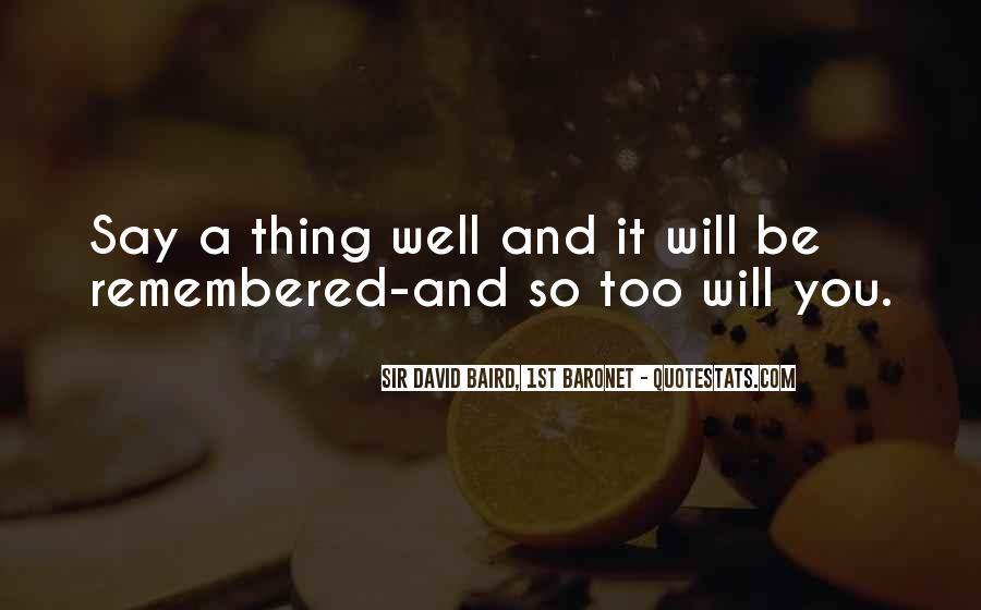 Baird Quotes #707043