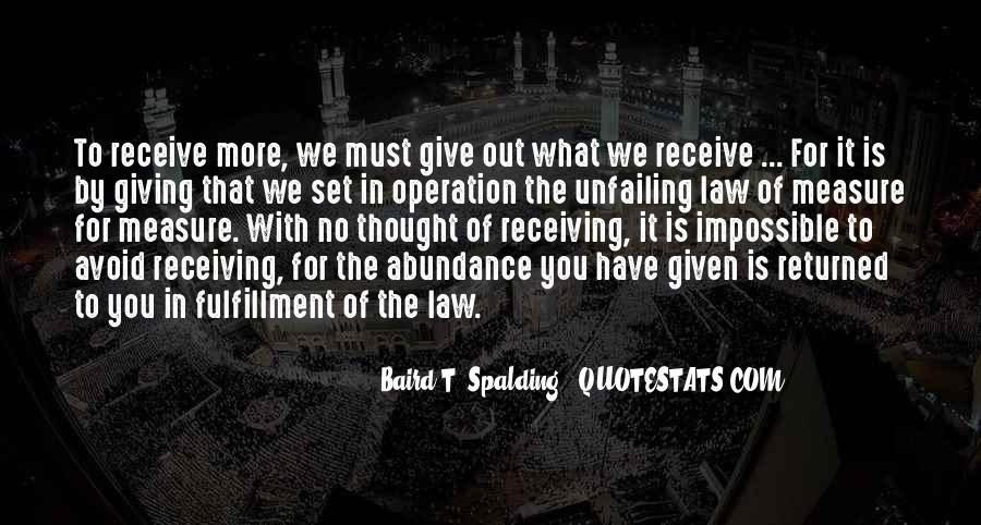 Baird Quotes #776733
