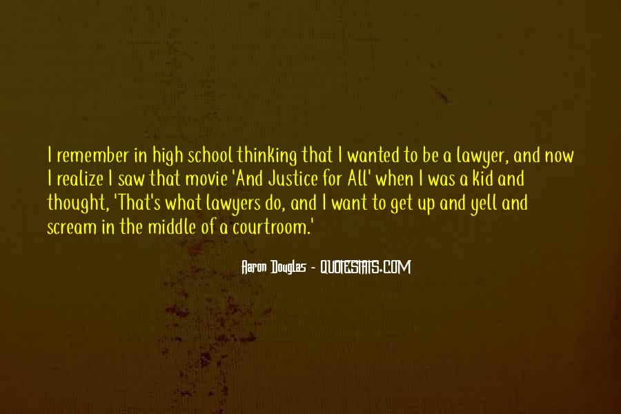 Quotes About Middle School To High School #1129603