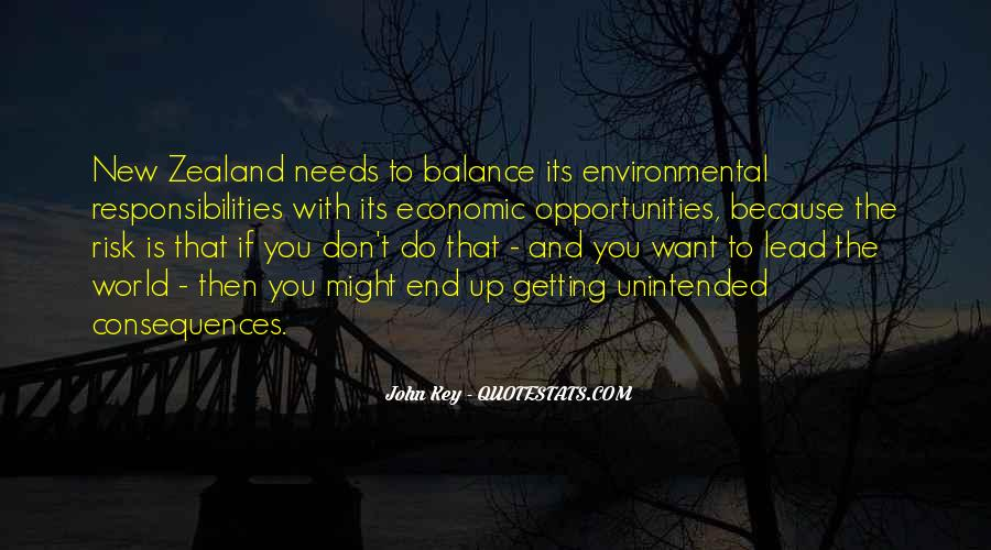 Balance Is The Key Quotes #617541