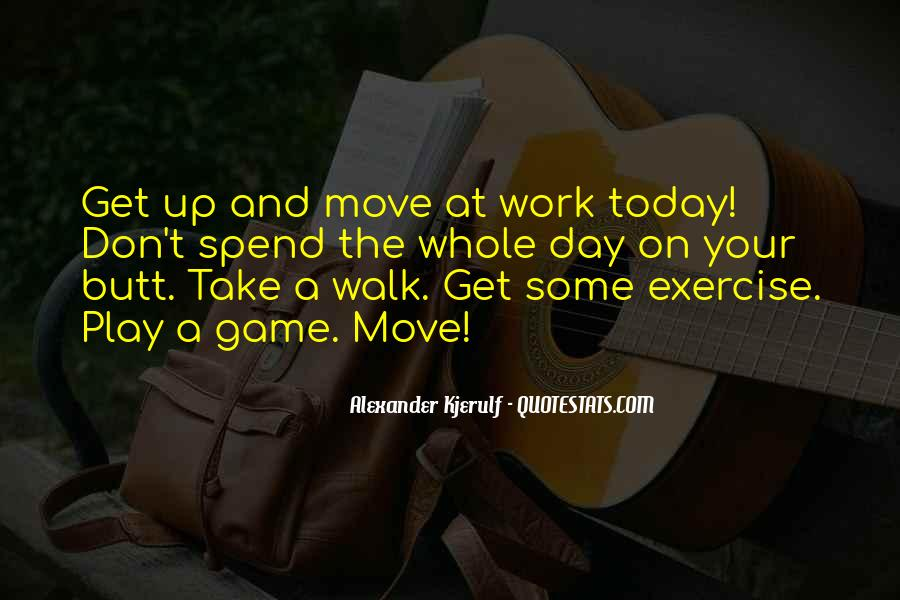 Balance Work And Play Quotes #211845