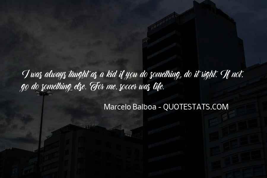 Balboa Quotes #1712178