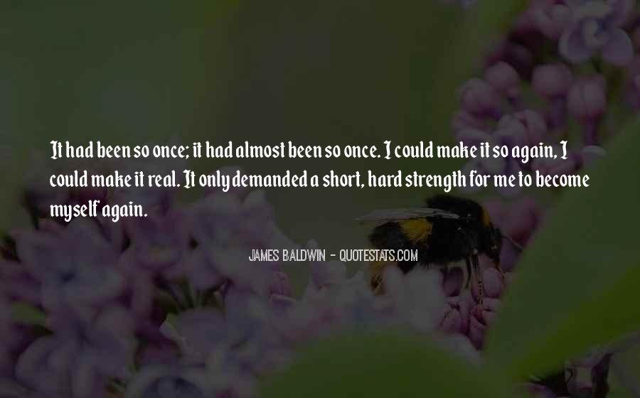 Baldwin James Quotes #111644
