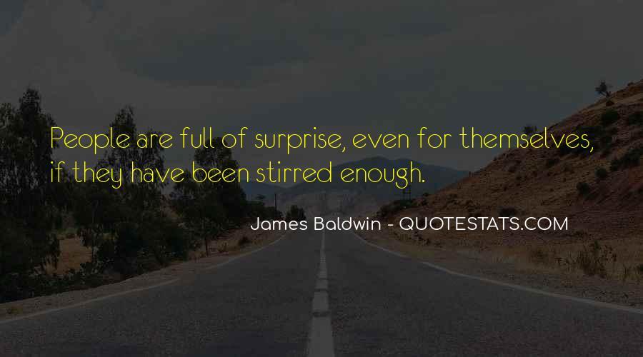 Baldwin James Quotes #115761