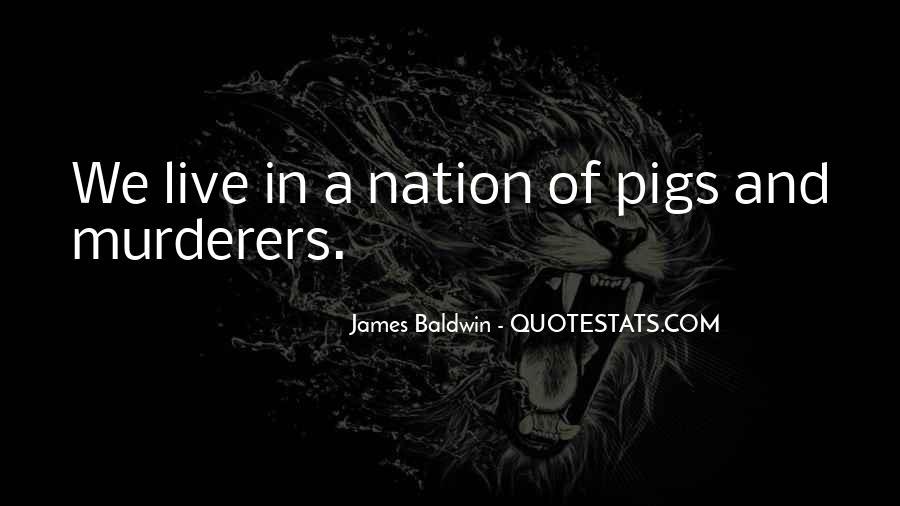 Baldwin James Quotes #117194