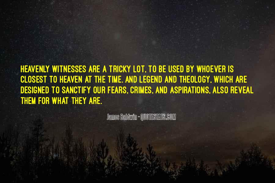 Baldwin James Quotes #122291