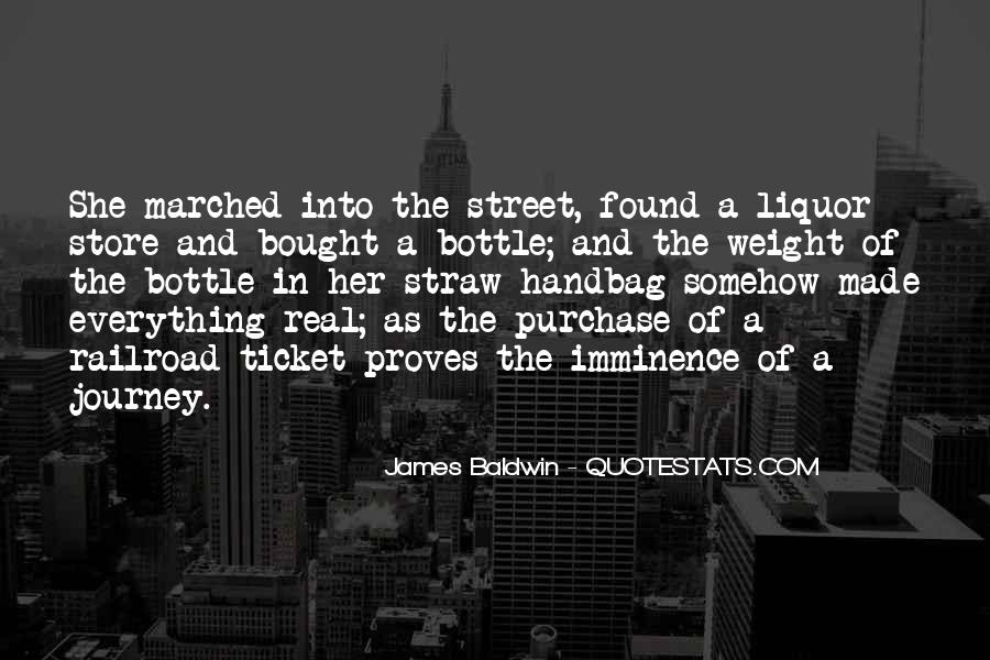 Baldwin James Quotes #130782