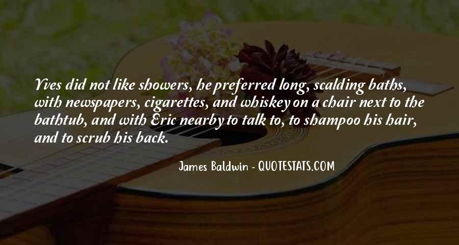 Baldwin James Quotes #135990