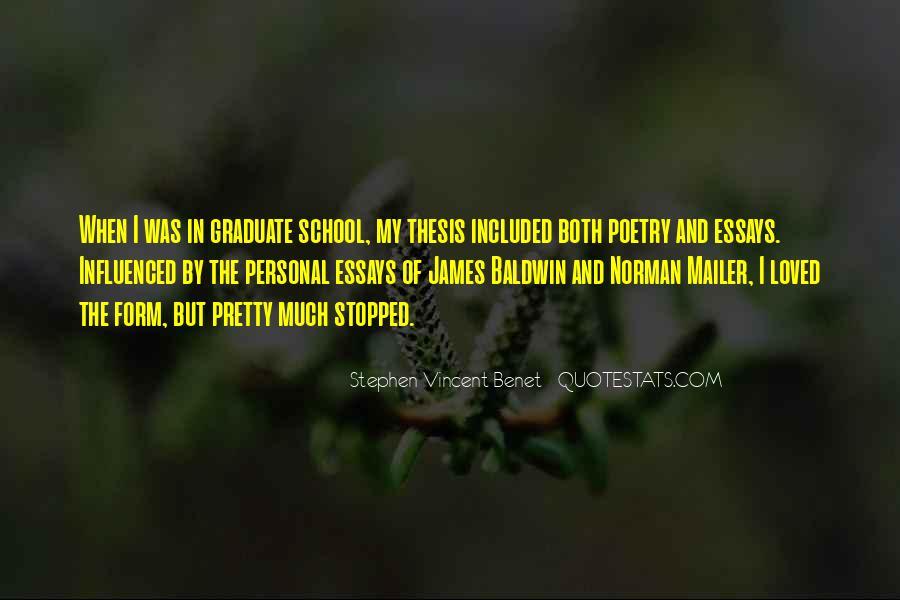 Baldwin James Quotes #148769