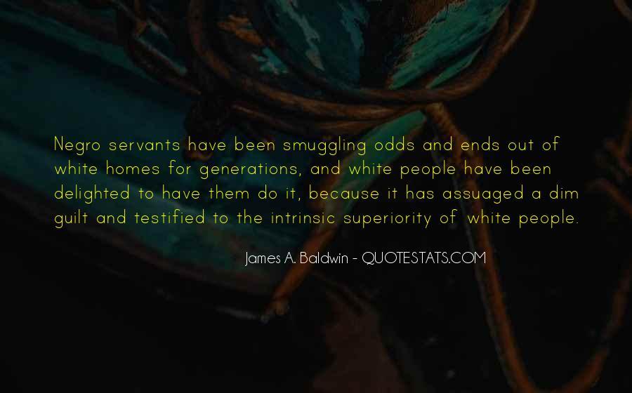 Baldwin James Quotes #150133