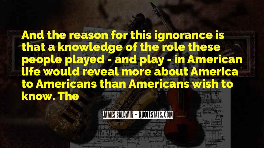 Baldwin James Quotes #154693