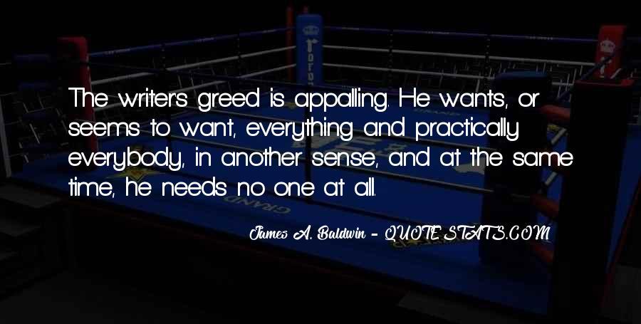 Baldwin James Quotes #185022