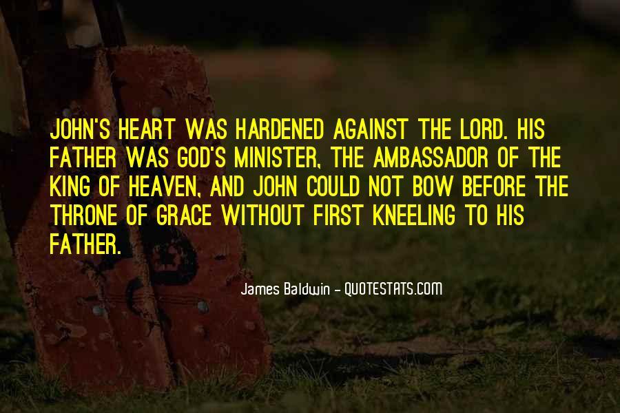 Baldwin James Quotes #186677