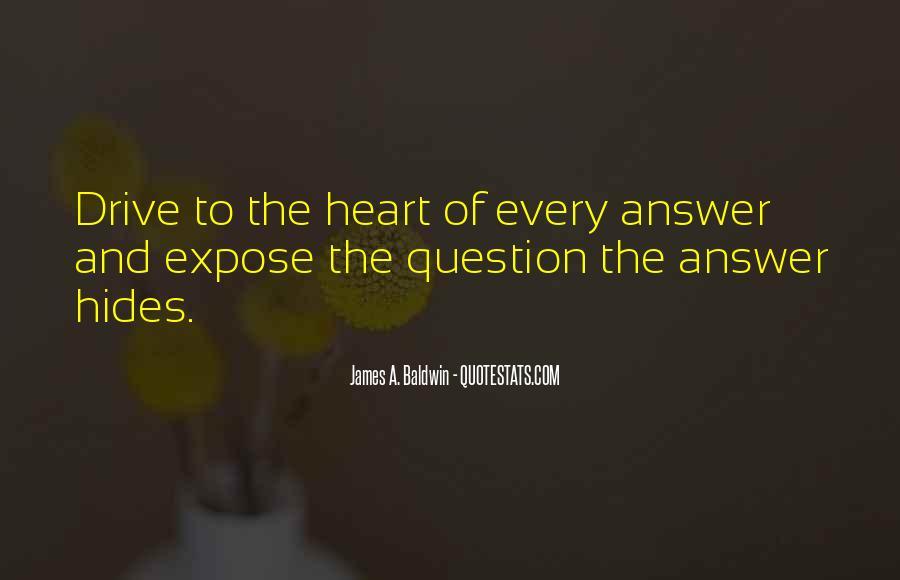 Baldwin James Quotes #204963