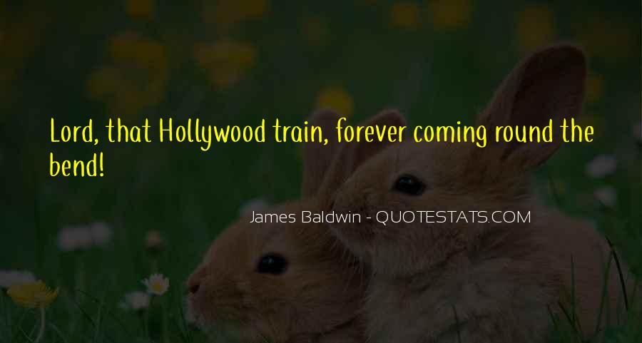 Baldwin James Quotes #207919