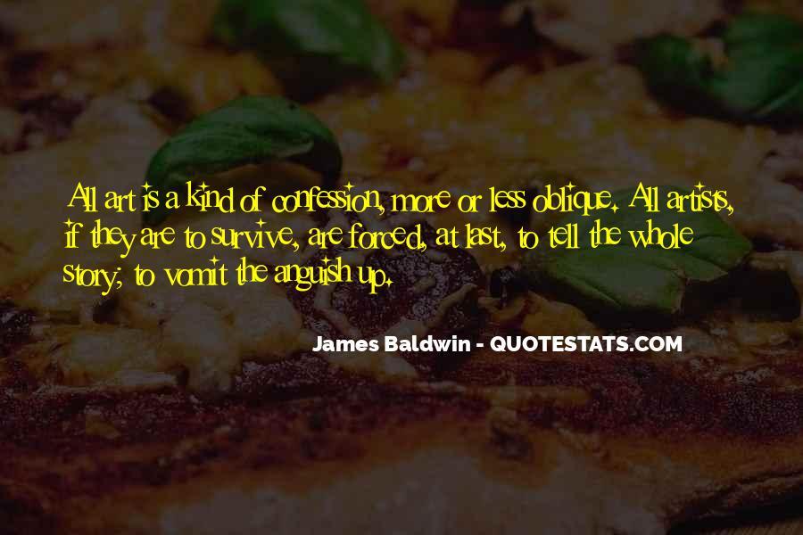 Baldwin James Quotes #211647