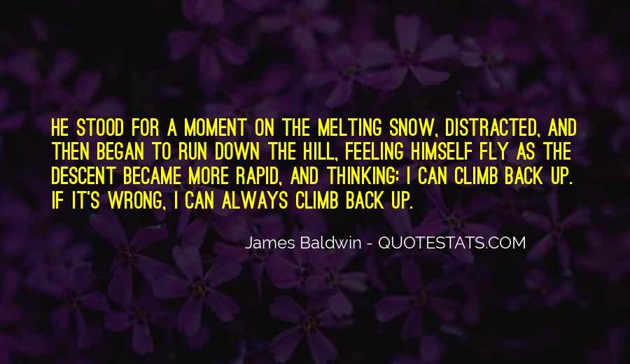 Baldwin James Quotes #230631