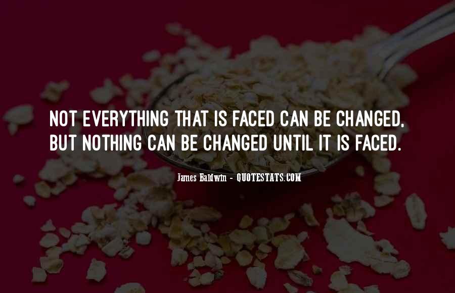 Baldwin James Quotes #236566