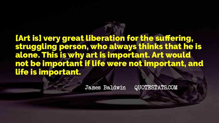 Baldwin James Quotes #239101