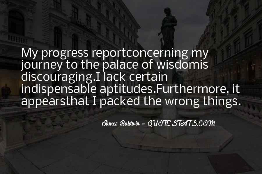 Baldwin James Quotes #242334