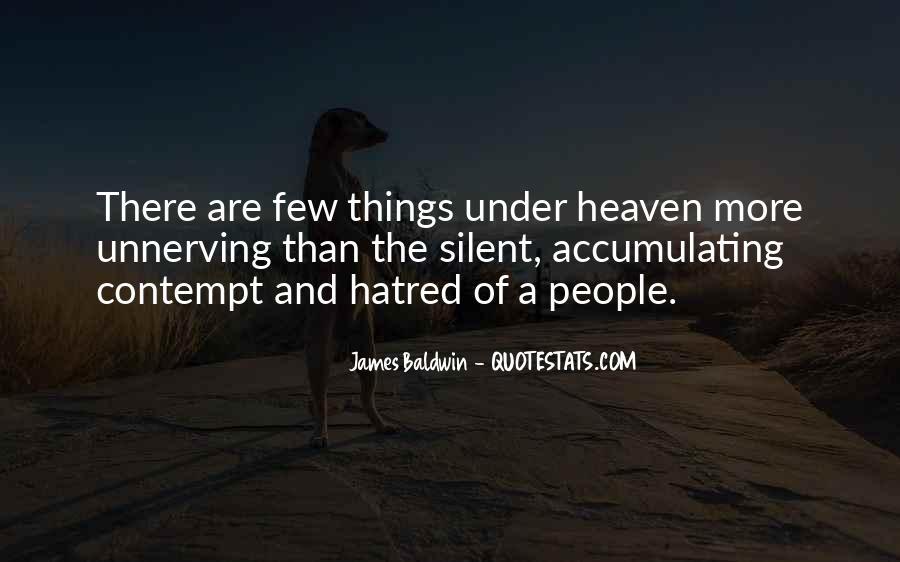 Baldwin James Quotes #258248