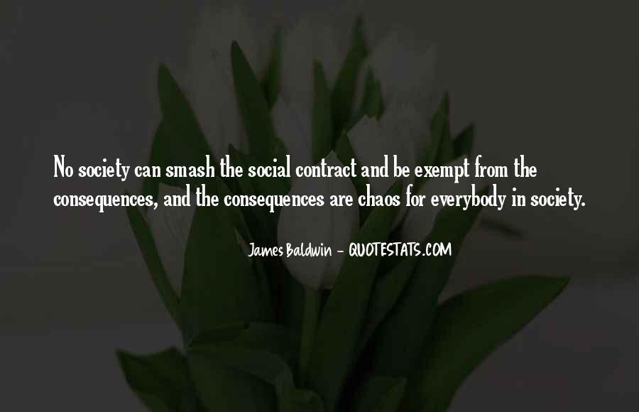Baldwin James Quotes #264386