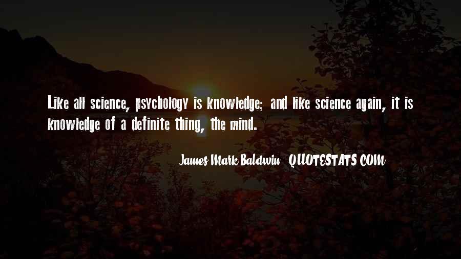 Baldwin James Quotes #279508