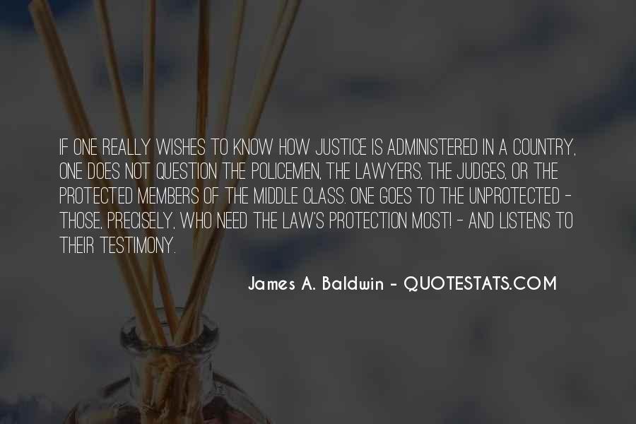 Baldwin James Quotes #292360