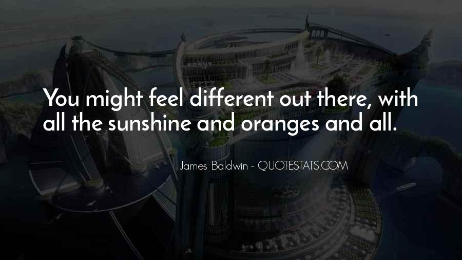Baldwin James Quotes #296228