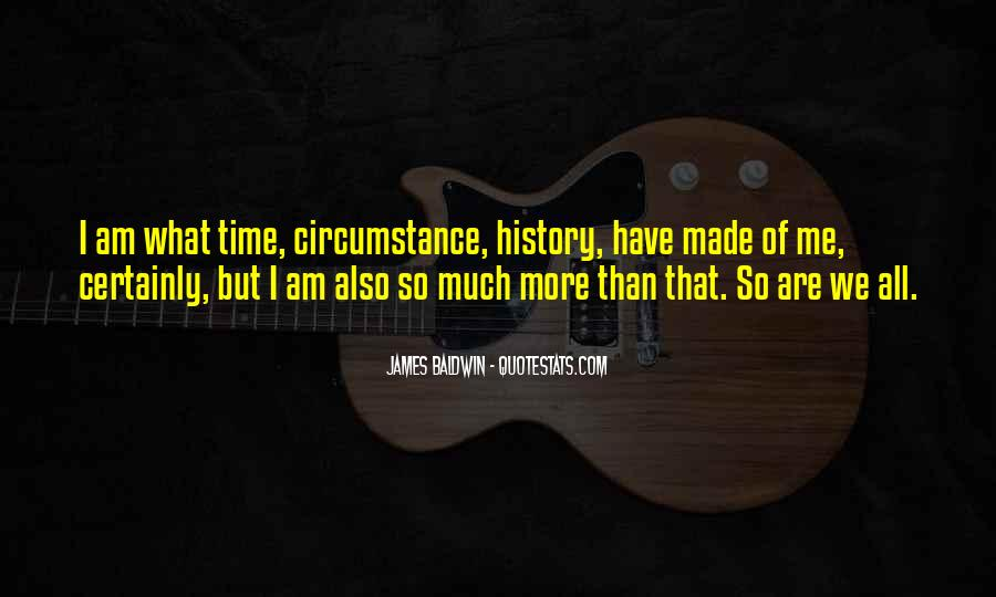 Baldwin James Quotes #296691