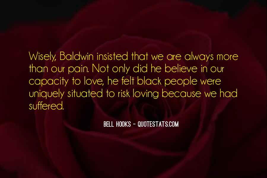 Baldwin James Quotes #313297