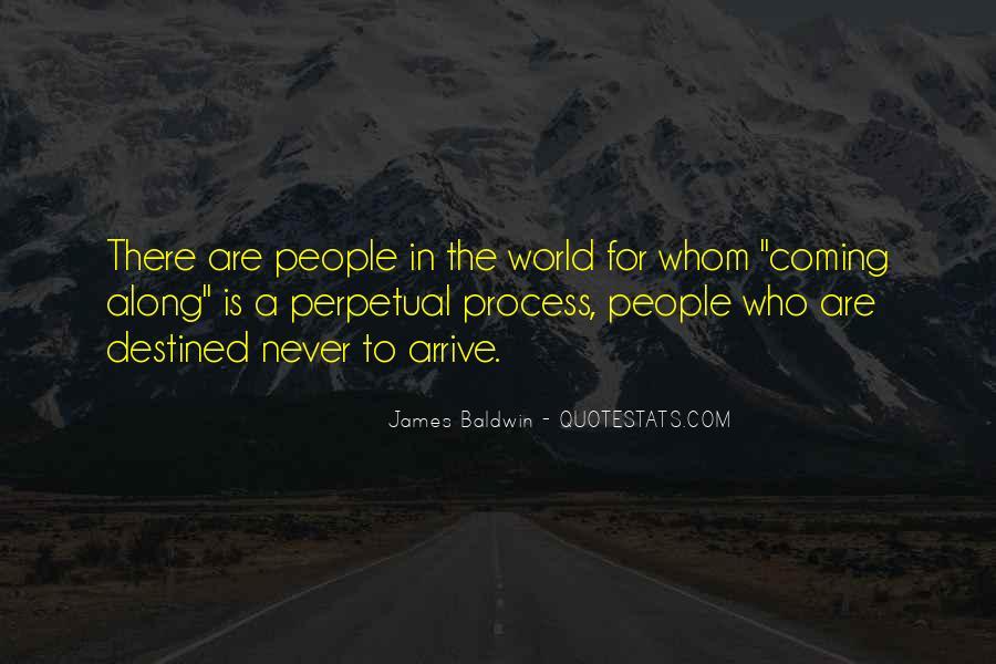 Baldwin James Quotes #314239