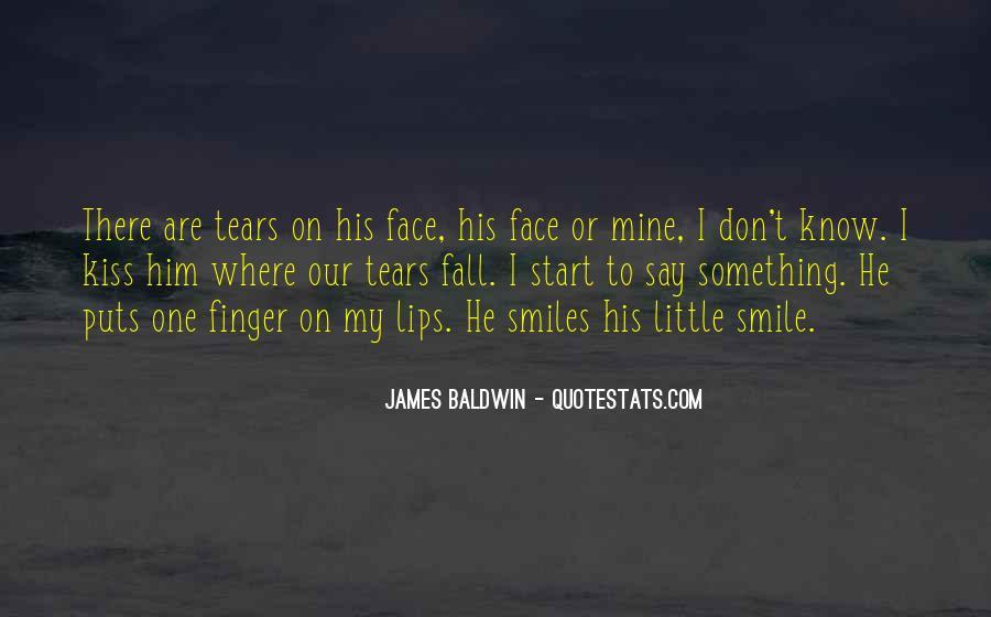 Baldwin James Quotes #335783