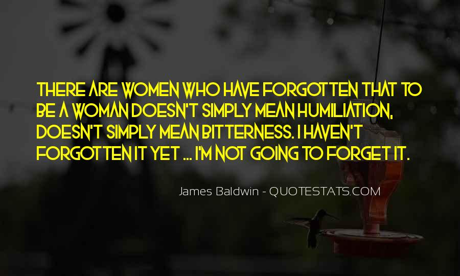 Baldwin James Quotes #33973
