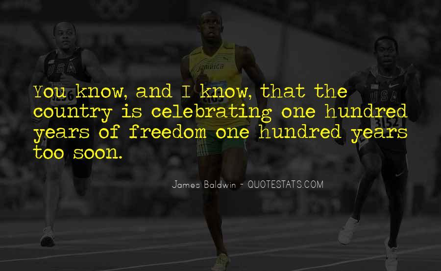 Baldwin James Quotes #341685