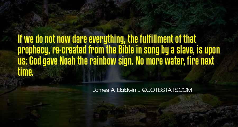 Baldwin James Quotes #345679