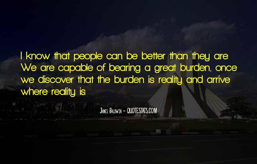 Baldwin James Quotes #355367