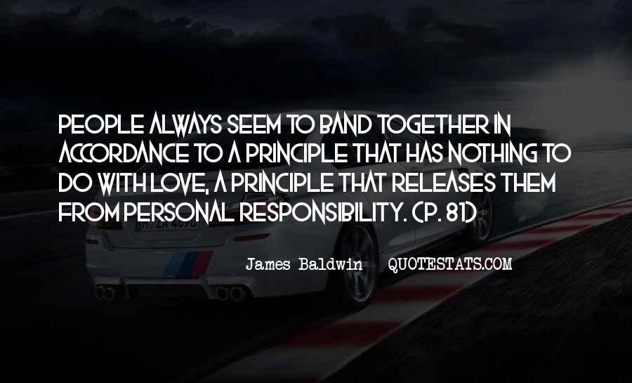 Baldwin James Quotes #380252