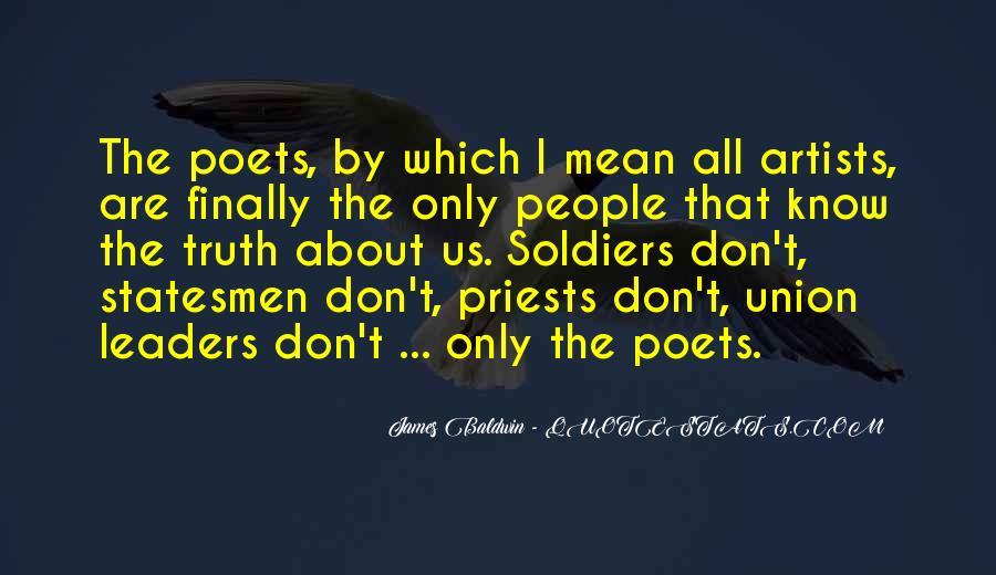 Baldwin James Quotes #39313