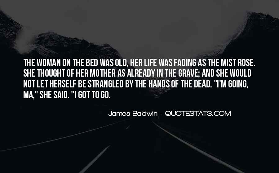 Baldwin James Quotes #393492
