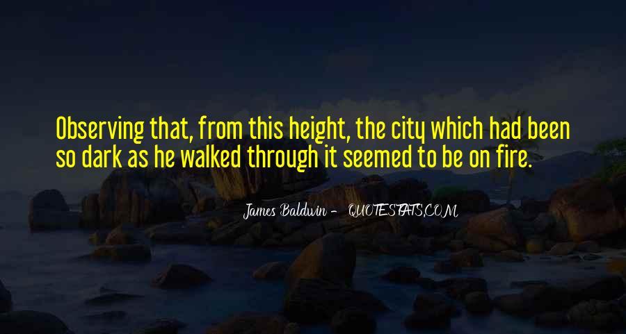 Baldwin James Quotes #4187