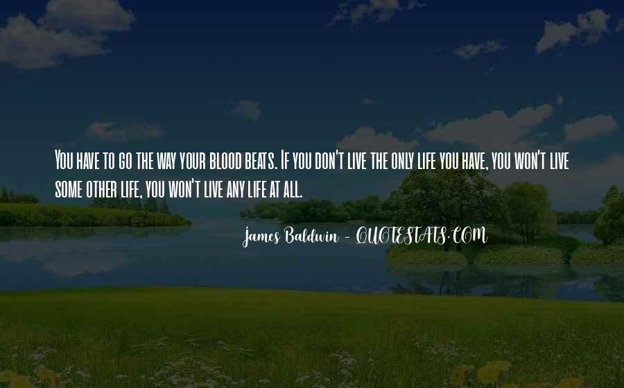 Baldwin James Quotes #58972
