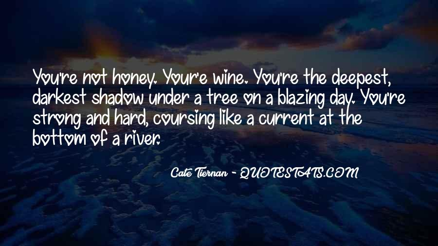 Balefire Cate Tiernan Quotes #819594