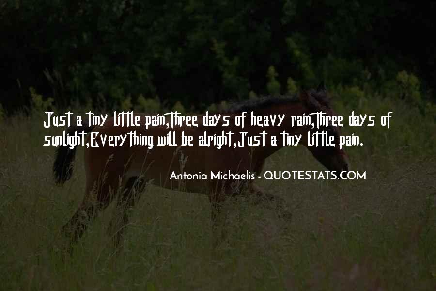 Quotes About Michaelis #1226464