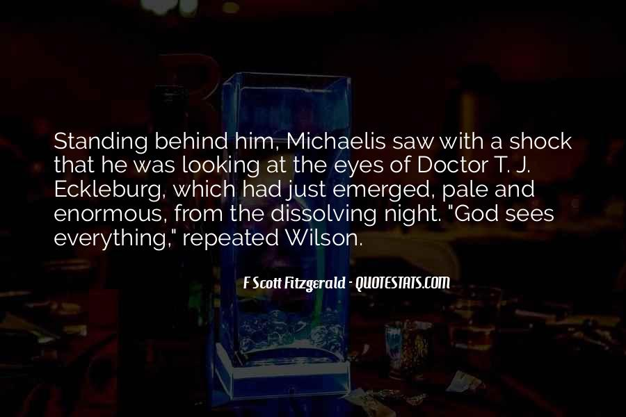 Quotes About Michaelis #1449684